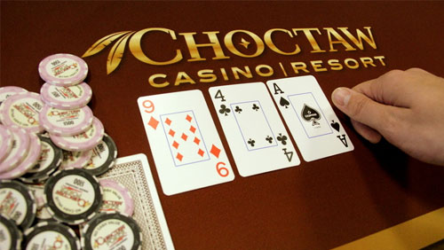 Brad Freeman wins CPPT Choctaw main event for $170,000
