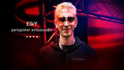 ElkY takes Stars secrets into partypoker's lair; Lefrancois leads MILLIONS GF