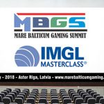 IMGL MasterClass about Sweden and Denmark at Mare Balticum Gaming Summit 2018