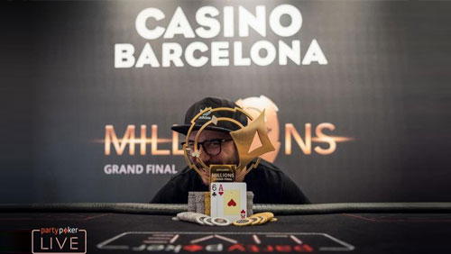 Lefrancois wins partypoker MILLIONS Grand Final; Cairat takes finale title
