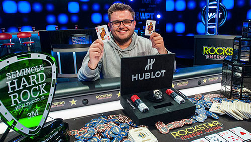 Scott Margereson and Rens Feenstra win WPT titles either side of the pond