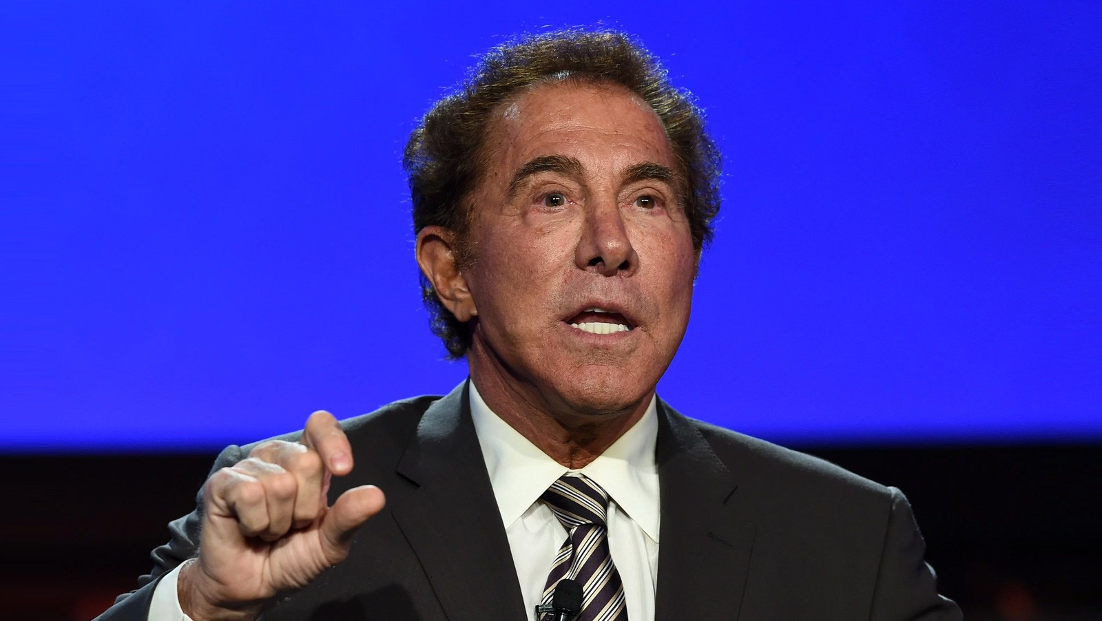 It's his turn: Steve Wynn sues ex-casino worker for defamation