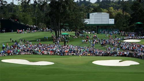 Vegas sportsbook sets new record handle for 2018 Masters
