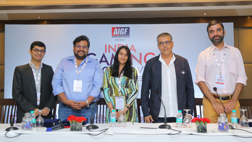 AIGF conducts the India Gaming Conclave 2018