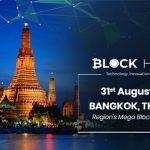 Block Hedge brings you South-East Asia's mega blockchain event in Bangkok