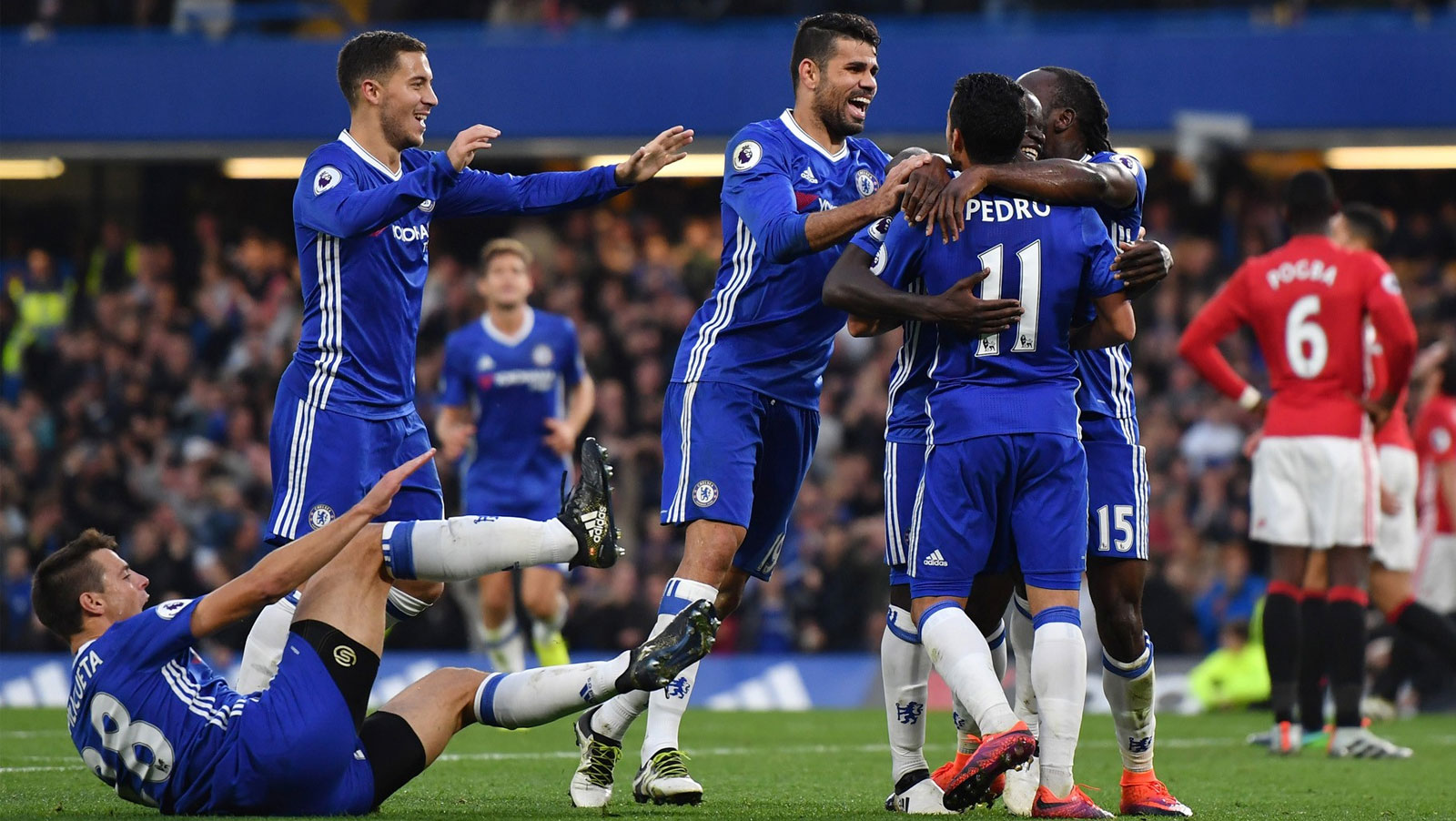 FA Cup Final Review: Chelsea beat United in what could be Conte's final game