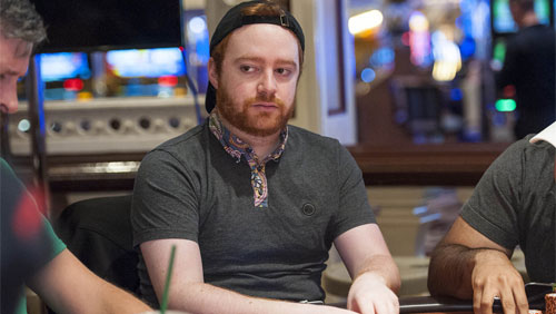Niall 'Firaldo87' Farrell joins 888Poker 8-Team promo and wins SCOOP Title