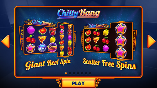 Pariplay launches explosive new 'Chitty Bang' video slot