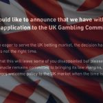 Pinnacle withdraws UK online gambling license application