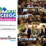 The registrations for CEEGC 2018 Budapest are now officially open, check the highlights