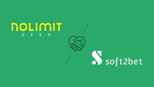 Soft2Bet launches Nolimit City games following partnership deal