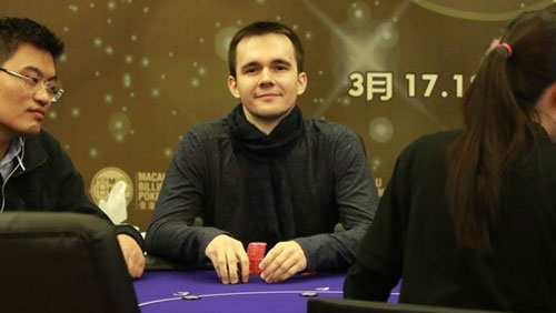 Triton Poker Montenegro Day 6: I fought the game and the game won