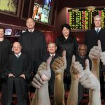 US Supreme Court rules federal sports betting ban is unconstitutional