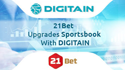 21Bet upgrades Sportsbook with Digitain