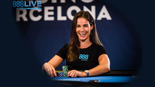 "888Live Barcelona: Natalie Hof - ""Eckhart Tolle changed my life."""