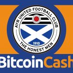 Ayr United FC: the first football club shop to offer Bitcoin Cash (BCH)
