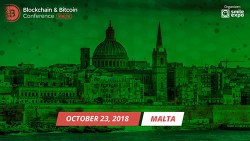 Blockchain conference for fintech leaders: Blockchain & Bitcoin Conference will take place in Malta
