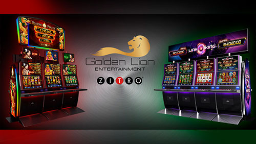 BRYKE INCREASES ITS PRESENCE IN GOLDEN LION CASINOS INSTALLING MORE MACHINES