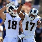 NFL division odds: Eagles, Rams among NFC betting favorites