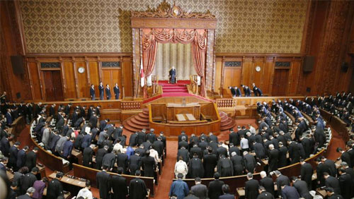 Opposition parties make last appeal to thwart casino advancement in Japan