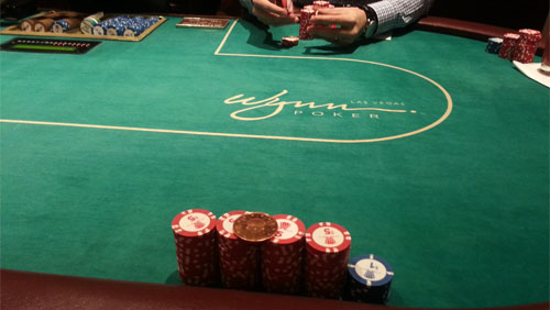 Poker pros chop record pot at Wynn Summer Classic