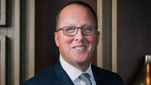 Timothy Bruce named GM for City of Dreams' Grand Hyatt