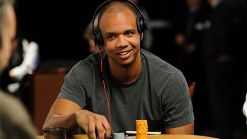 Want Phil Ivey as a horse in the One Drop?