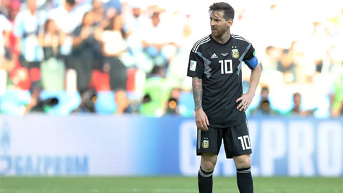 World Cup Round-Up: the rise of the machines; Messi miss
