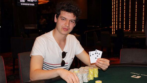 WSOP day 19: Addamo the Marathon Man; Dobson wins bracelet two for the Brits