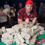"""WSOP day 22: Michael 'The Grinder"""" Mizrachi makes history in the PPC"""