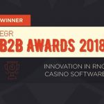 Yggdrasil underlines credentials with another EGR B2B award
