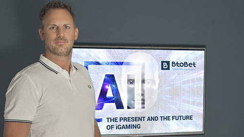 """BTOBET'S ALESSANDRO FRIED: """"AI IS A TOOL THAT BUSINESSES STILL FIND DIFFICULTY TO FULLY COMPREHEND"""""""