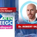 Central European panel discussion at CEEGC2018 Budapest to be moderated by Dr. Robert Skalina (Senior Advisor at WH Partners)