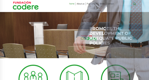 codere-foundation-funding-pulled