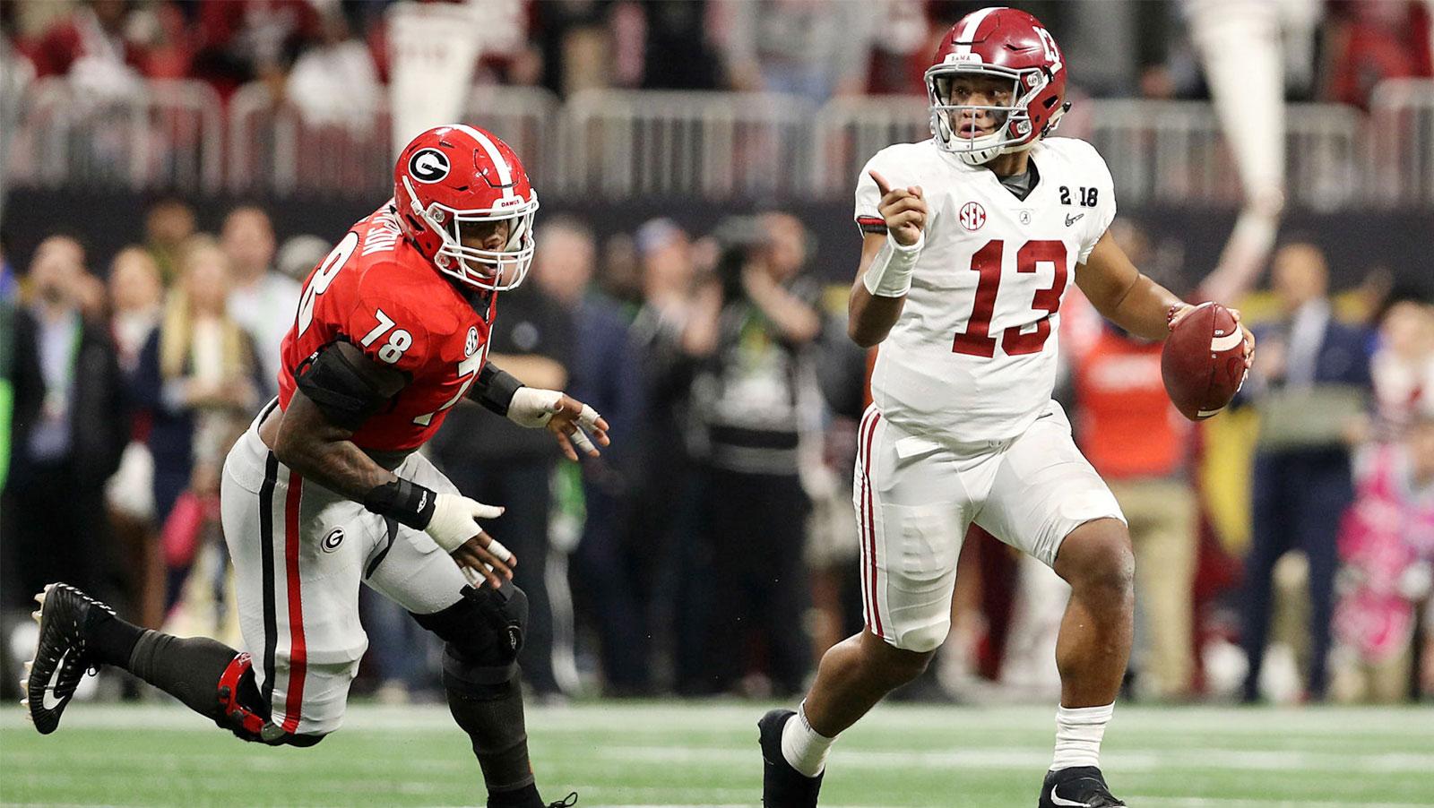 College Football Heisman Trophy Odds Update