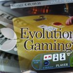 Evolution Gaming's live casino tables keep printing money
