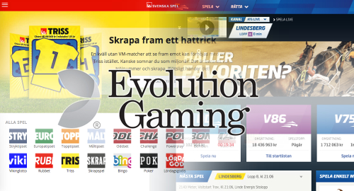 evolution-gaming-svenska-spel-atg-live-casino-sweden