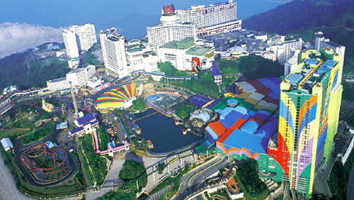 Genting Malaysia seeks funds for property, gaming projects