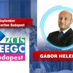 Insights of the Hungarian gambling industry with Gábor Helembai (Bird&Bird) at CEEGC2018 Budapest