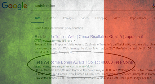 Main roulette di android