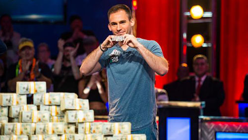 Justin Bonomo keeps following the yellow brick road; wins One Drop for $10m