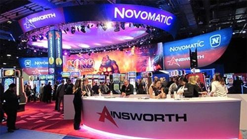 Novomatic backs down on Ainsworth stake