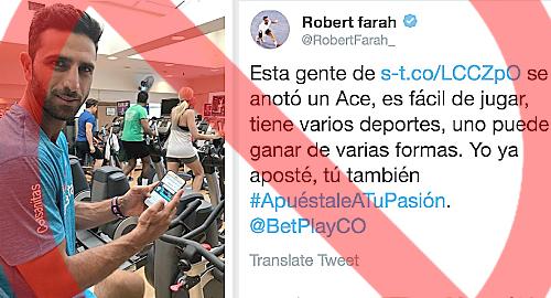 robert-farah-betplay-betting-tweet-suspension