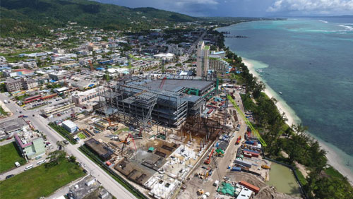 Saipan could see second casino (hopefully minus the Imperial Pacific drama)