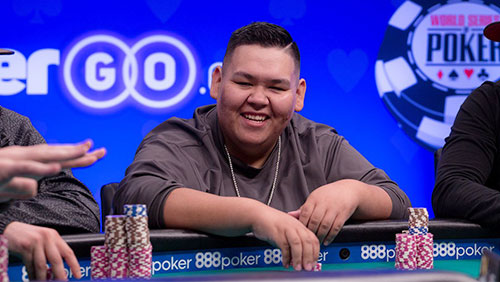 WSOP Day 34: Tim Andrew wins the PLO Giant in his first WSOP event