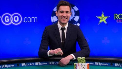 WSOP Day 39: Galen Hall wins the Crazy Eights for $888,888