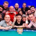 WSOP day 44: Ben Yu wins bracelet #3 in the $50k; draws closer to Deeb in POY race