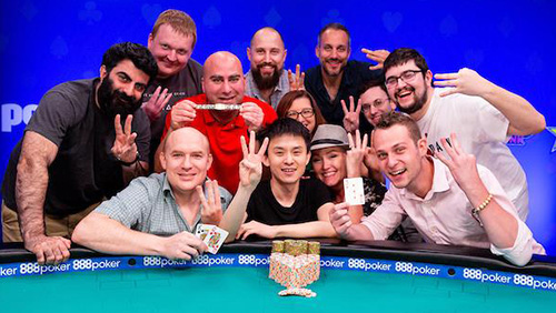 WSOP Day 44: Ben Yu wins bracelet #3 in the $50k; draws closer to Deeb in POY race