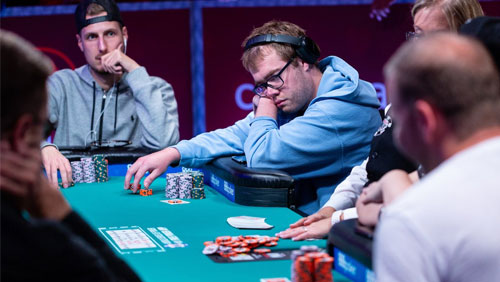 WSOP Main Event Final Table Review: Dyer leads when the lights go out on Day 5