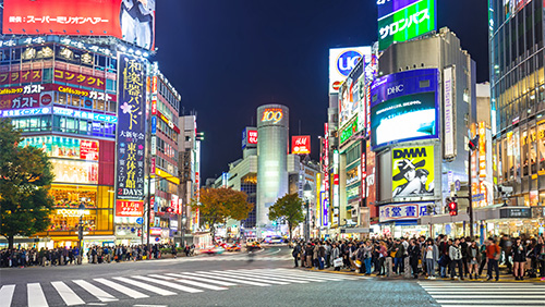 Almost 40 different Japanese municipalities could bid for an integrated resort